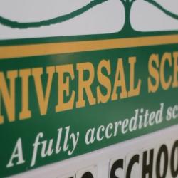 Universal School Commercial